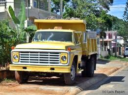 ford f700 truck yellow ford f700 dump truck by mister lou on deviantart