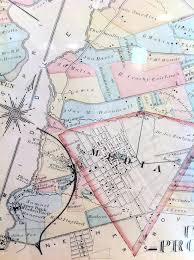 Chester Pa Map Historical Maps Friends Of Glen Providence Park