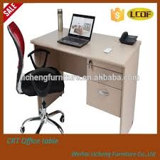 Office Desk With Locking Drawers Mdf Office Desk With Locked Drawers Small Office Table For Sale