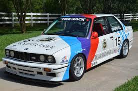 bmw e30 rally car 1989 bmw m3 race car bring a trailer