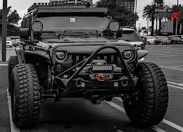 vossen jeep wrangler custom jeep wrangler unlimited rubicon jk c u201cobsidian u201d off road