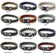 paracord bracelet designs images Protocol bison designs coreless side release double standard jpg