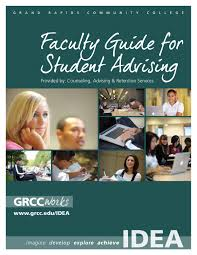 faculty guide for student advising updated fall 2011 by john