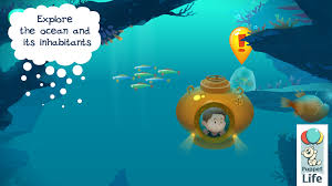 explorium ocean for kids android apps on google play
