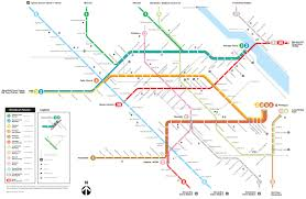 Valley Metro Light Rail Map by Fun With Fantasy Maps U2013 Greater Greater Washington