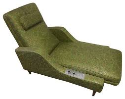Armchair And Chaise Lounge Ramar Vintage Massage Lounge Chair
