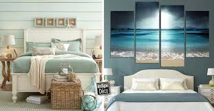 chambre deco mer une tête de lit ambiance bord de mer 20 idées pour vous inspirer