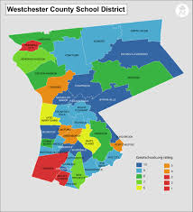 map of westchester county ny westchester county school district real estate real estate