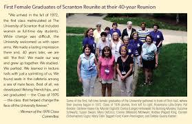 royal memories made at alumni weekend 2016 the scranton journal