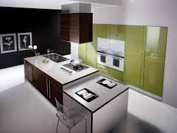 decorations dazzling rectangle brown textured modern kitchen