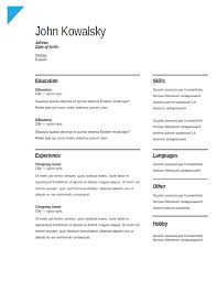 Sample Resume Builder by Free Resume Templates