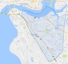 Jacksonville Map St Nicholas Sub Divisions Homes For Sale Jacksonville Fl