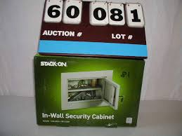 In Wall Security Cabinet Like New Showroom Gun Safes Cabinets And Accessories In North