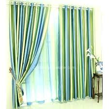 Green Striped Curtains Blue And Green Curtains Blue Curtains Blue Green Striped
