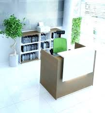 Small Reception Desk Ideas Small Reception Desk Small Salon Reception Desk Best Small