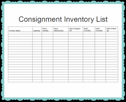 Jewelry Inventory Spreadsheet Template by Inventory Template