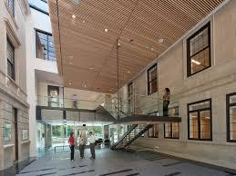 wood slat ceiling basement home design ideas