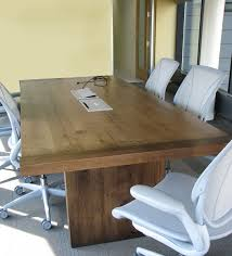 Oak Meeting Table Reclaimed Oak Conference Table