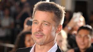 brad pitt distracts world from impending doom with great haircut gq