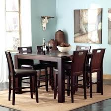 bradford dining room furniture american drew grand isle 7 piece leg dining room set in amber 7