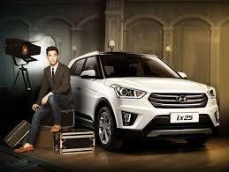 Hyundai Ix25 Interior India Made Hyundai Ix25 Suv To Be Exported To Thailand