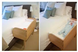 Cribs That Attach To Side Of Bed 15 Brilliant Ikea Hacks For Nurseries And Rooms Ikea Crib