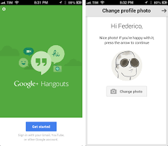 hangouts app android launches hangouts messaging service for ios android and