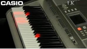 yamaha keyboard lighted keys casio lk lighted keyboard review fun way to learn the keyboards