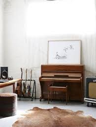 how to display musical instruments as décor display room and