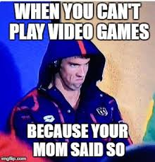 Video Meme Maker - michael phelps death stare meme imgflip