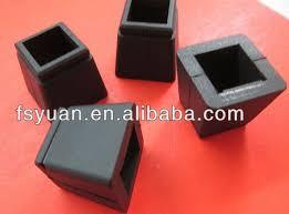 plastic table leg feet square furniture leg tips furniture designs