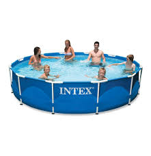 Metal Frame Pools Canada In Garage Metal Frame S Round Metal Frame