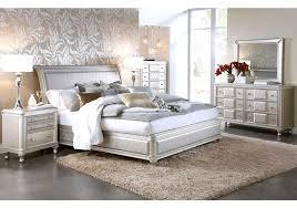 Fantastic Bedroom Furniture Fantastic Bedroom Set Silver Bed Excellent Hefner Platinum Pc