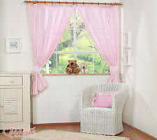 kinderzimmer gardinen rosa gardinen und vorhänge in rosa ebay