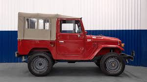 beach cruiser jeep toyota u0027s 40 series land cruisers come back to the states autoweek
