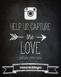 wedding quotes hashtags the hashtag wedding sign with ohhappydaydesignco