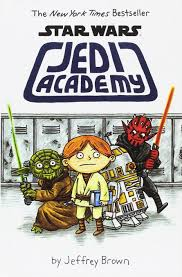 star wars jedi academy jeffrey brown 9780545505178 amazon com