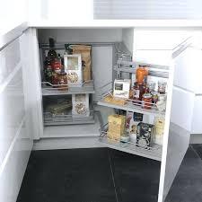 meuble cuisine tiroir rangement interieur meuble cuisine a cuisine pas placard d angle