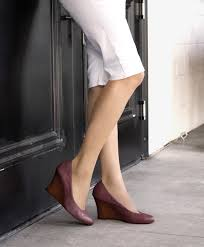 Comfortable Wedge Pumps And Totally Comfortable Shoes For Women
