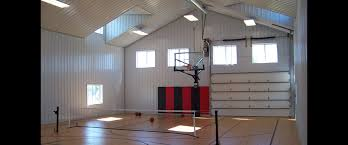 Hoop Barns For Sale Sports Facility U2014 Cleary Building Corp