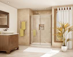 Bathroom Layout Ideas Basement Bathroom Ideas In Minimalist And Natural Look
