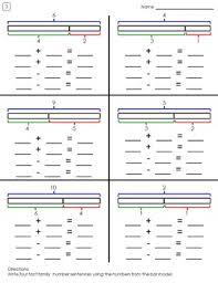 bar model worksheets mediafoxstudio com