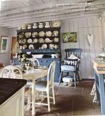 homes and interiors magazine bridgewater on a blue dresser country homes interiors