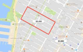 Nyc Neighborhoods Map Where To Find Cheaper Rentals In Five Expensive Nyc Neighborhoods