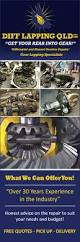 diff lapping qld pty ltd car u0026 automotive transmissions 62