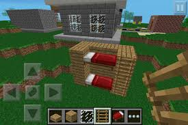 This Is My Most Compact Bunk Bed Design  MCPE - Minecraft bunk bed