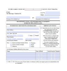 doc 419594 printable divorce papers for free u2013 printable sample