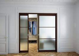 porte coulissante chambre portes coulissantes pour dressing patcha