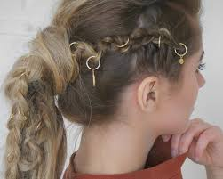 hair ring coachella inspired braids fashion influx