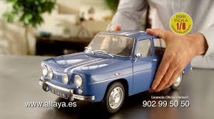 renault gordini r8 anuncio renault 8 gordini de altaya publicidad comercial spot
